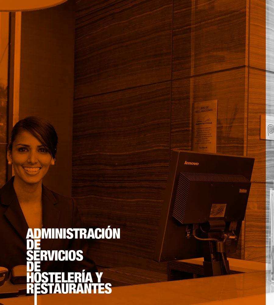 Carrera de Administración de Servicios de Hostelería
